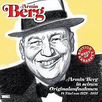 Armin Berg – In seinen Originalaufnahmen 1929-33