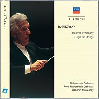 Philharmonia Orchestra, Royal Philharmonic Orchestra, Vladimír Ashkenazy – Tchaikovsky: Manfred Symphony; Elégie For Strings