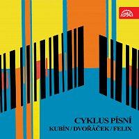 Jindřich Jindrák, Jaroslav Kachel, Symfonický orchestr hl.m. Prahy (FOK), Jindřich Rohan – Cyklus písní (Kubín, Dvořáček, Felix)