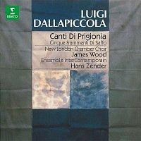 Hans Zender – Dallapiccola: Canti di prigionia, Frammenti di Saffo ed altre opere vocali