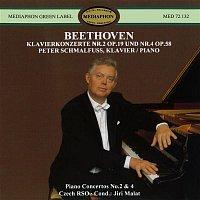 Peter Schmalfuss & Czech Radio Symphony Orchestra Pilsen & Jiří Malát – Beethoven: Piano Concertos Nos. 2 & 4