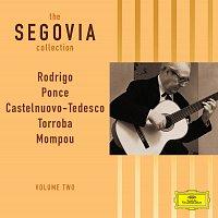 Andrés Segovia – Moreno Torroba / Mompou / Castelnuovo-Tedesca / Ponce / Esplá / Rodrigo: Solo guitar pieces