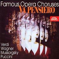 Sbory ze světových oper / Verdi, Weber, Wagner, Puccini