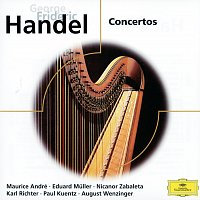 Alfred Sous, Maurice André, Hedwig Bilgram, Eduard Muller, Nicanor Zabaleta – Handel: Concertos