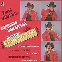Mexicano – Puro Veneno Corridos Con Banda