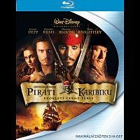 Různí interpreti – Piráti z Karibiku: Prokletí Černé perly Blu-ray