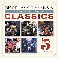 Přední strana obalu CD Original Album Classics