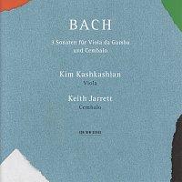 Kim Kashkashian, Keith Jarrett – Bach: Drei Sonaten fur Viola da Gamba und Cembalo