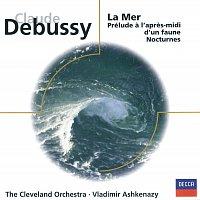 The Cleveland Orchestra, Vladimír Ashkenazy – Debussy: Prélude a l'apres midi d'un faune/La Mer/Nocturnes. Ravel: Rapsodie espagnole