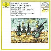 Gidon Kremer, London Symphony Orchestra, Emil Tchakarov – Beethoven / Schubert: Music for Violin & Orchestra