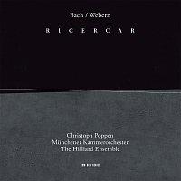 The Hilliard Ensemble, Munchener Kammerorchester, Christoph Poppen – Ricercar