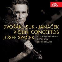 Josef Špaček, Česká filharmonie, Jiří Bělohlávek – Dvořák, Suk, Janáček: Houslové koncerty