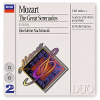 Academy of St. Martin in the Fields, Sir Neville Marriner – Mozart: The Great Serenades [2 CDs]