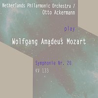 Netherlands Philharmonic Orchestra – Netherlands Philarmonic Orchestra / Otto Ackermann play: Wolfgang Amadeus Mozart: Symphonie Nr. 20, KV 133