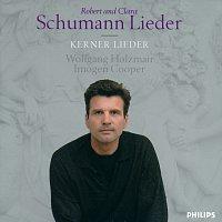Wolfgang Holzmair, Imogen Cooper – Robert and Clara Schumann: Lieder