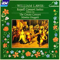 The Greate Consort, Monica Huggett – Lawes: Royall Consort Suites Volume 1