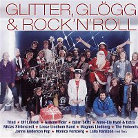 Blandade Artister – Glitter, glogg & rock 'n' roll