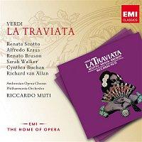 Renata Scotto, Alfredo Kraus, Renato Bruson, Riccardo Muti – Verdi: La Traviata