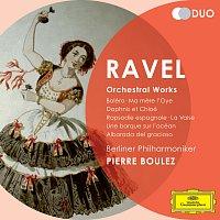 Berliner Philharmoniker, Pierre Boulez – Ravel: Orchestral Works - Boléro; Ma Mére l'Oye; Daphnis et Chloé; Rapsodie espagnole; La Valse; Une barque sur l'océan; Alborada del gracioso