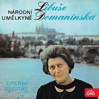 Libuše Domanínská – Národní umělkyně Libuše Domanínská