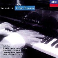 Různí interpreti – The World of Piano Encores