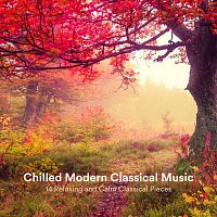 Přední strana obalu CD Chilled Modern Classical Music: 14 Relaxing and Calm Classical Pieces