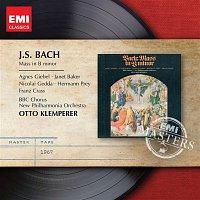 Agnes Giebel, Dame Janet Baker, Nicolai Gedda, Hermann Prey, Franz Crass, BBC Chorus, New Philharmonia Orchestra, Otto Klemperer – Bach: Mass in B Minor