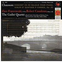 Robert Casadesus – Chausson: Concerto for Violin, Piano and String Quartet, Op. 21