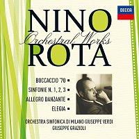 Giuseppe Grazioli, Orchestra Sinfonica di Milano Giuseppe Verdi – Rota: Orchestral Works Vol. 6