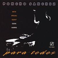 Přední strana obalu CD Para Todos