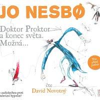 David Novotný – Doktor Proktor a konec světa. Možná... (MP3-CD)