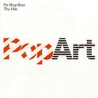 Pet Shop Boys – PopArt - The Hits – CD