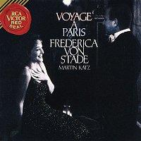 Frederica von Stade, Francis Poulenc, Martin Katz – Frederica von Stade - A Voyage a Paris