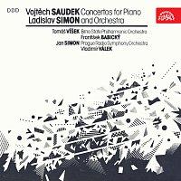 Různí interpreti – Saudek, Simon: Koncerty pro klavír a orchestr