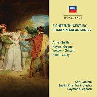 April Cantelo, English Chamber Orchestra, Raymond Leppard – Eighteenth Century Shakespearean Songs