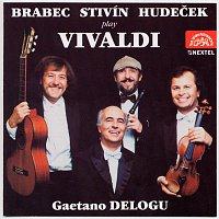 Václav Hudeček, Lubomír Brabec, Jiří Stivín – Brabec, Stivín, Hudeček hrají Vivaldi