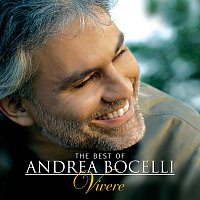 Přední strana obalu CD The Best of Andrea Bocelli - 'Vivere'