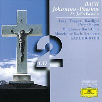 Munchener Bach-Orchester, Karl Richter – Bach, J.S.: St. John Passion [2 CD's]