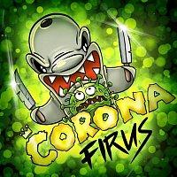 Přední strana obalu CD Corona firus