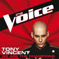 Tony Vincent – We Are The Champions [The Voice Performance]
