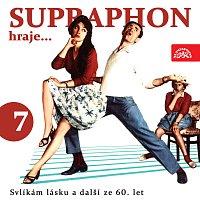 Přední strana obalu CD Supraphon hraje ...Svlíkám lásku a další ze 60. let (7)
