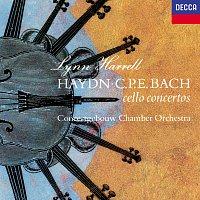 Lynn Harrell, Concertgebouw Chamber Orchestra – Haydn: Cello Concerto No. 2 / C.P.E. Bach: Cello Concerto in A Major etc