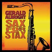 Přední strana obalu CD Sax for Stax