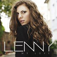 Přední strana obalu CD All My Love / EP
