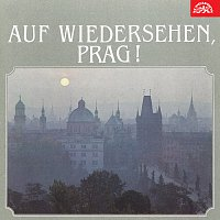 Přední strana obalu CD Auf Wiedersehen, Prag!