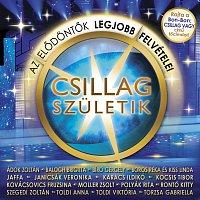 Přední strana obalu CD Csillag Szuletik