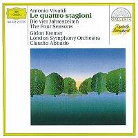 Gidon Kremer, London Symphony Orchestra, Claudio Abbado – Vivaldi: Le quattro stagioni