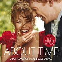 Přední strana obalu CD About Time