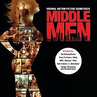Přední strana obalu CD Middle Men (Original Motion Picture Soundtrack)