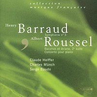 Orchestre National De La R T F, Charles Munch, Claude Helffer, Serge Baudo – Barraud: Symphonie n 3 / Roussel: Concerto pour piano et orchestre